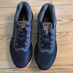Asics Shoes - ASICS GT-2000 6 Running Shoe Indigo/Smoke Blue